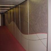 Airline Indoor Custom Decorative Wall Laminate