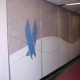Airline Indoor Custom Decorative Wall Laminate