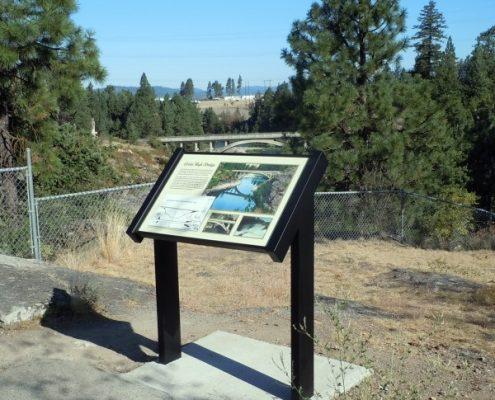 Post Falls – Interactive Trail