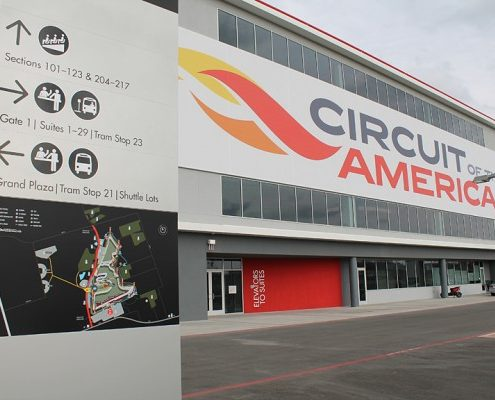 Circuit of the Americas, Austin, TX
