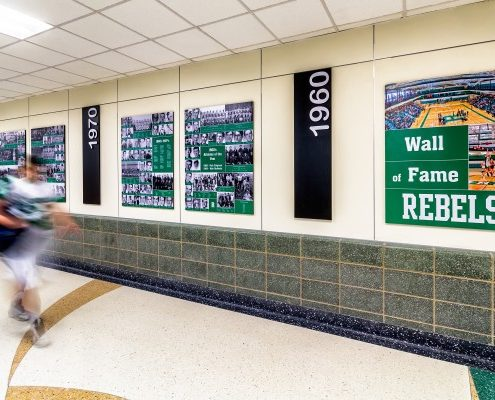 Ridgewood High School Athletic Timeline