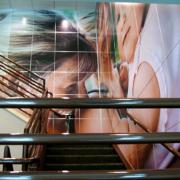 Everett Clinic Indoor Custom Decorative Wall Laminate