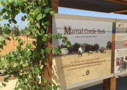 Martial Cottle Park