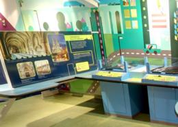 Museum Exhibit Decorative Signs