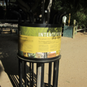 Information Graphic Outdoor Signs