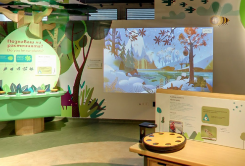 Muzeiko, America for Bulgaria Children's Museum