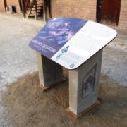 Outdoor Custom Information Signage