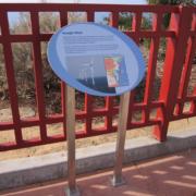 Custom Outdoor Informational Sign