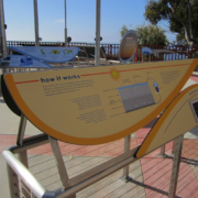 Outdoor Custom Information Sign