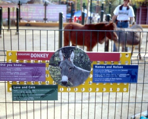 Winnick Family Children's Zoo, Los Angeles, CA