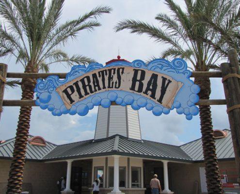 Pirates Bay Water Park