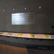 Indoor Museum Exhibit Signs