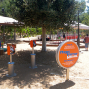 Outdoor Playground Custom Graphic Signs