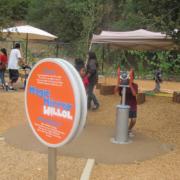Custom Outdoor Playground Signage