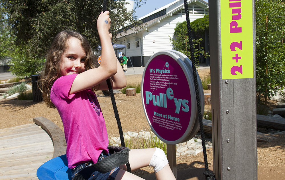 Custom Decorative Playground Sign