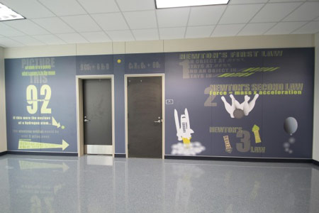 Jarrell High School - Decorative Surfaces