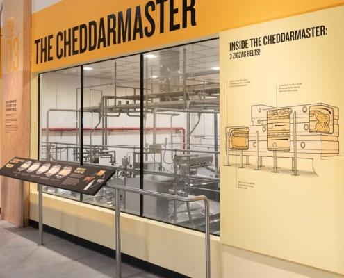 Indoor Manufacturer Information Signs