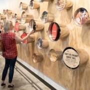 Indoor Decorative Museum Signs