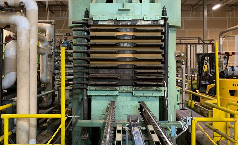 iZone Printing Press