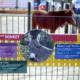Winnick Zoo - donkey interpretive sign