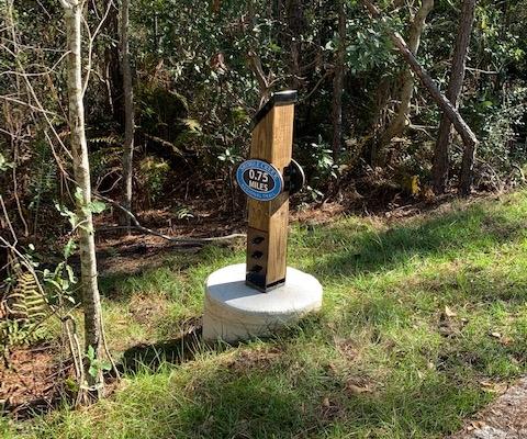 Shingle Creek - Wayfinding Sign