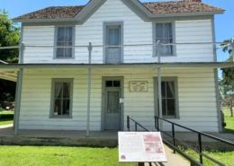 Tulare County Emken House